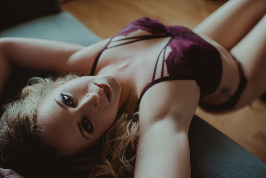 best boudoir photographer