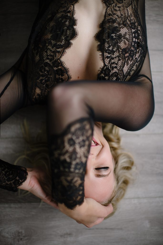 beautiful boudoir photographer