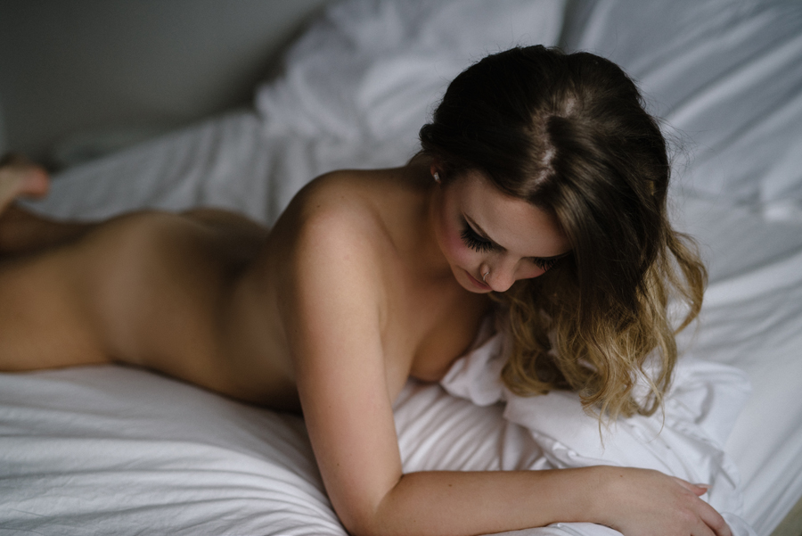 Intimate Boudoir Photographer