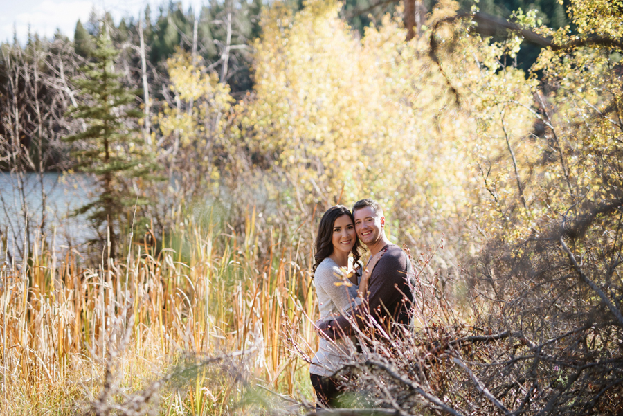 McConnell Lake Engagement