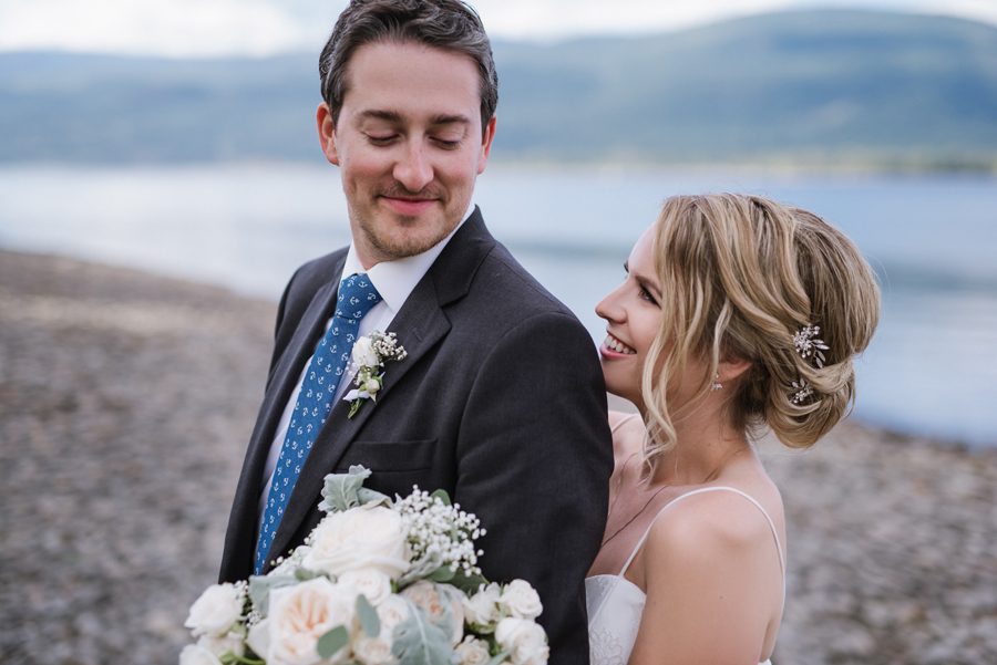 Shuswap wedding photographer