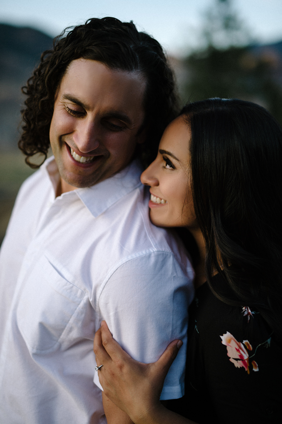 Monte Creek Winery Engagement