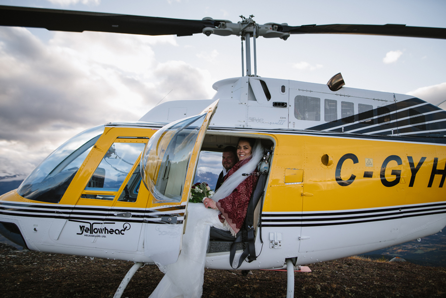 Yellowhead Helicopter Tour