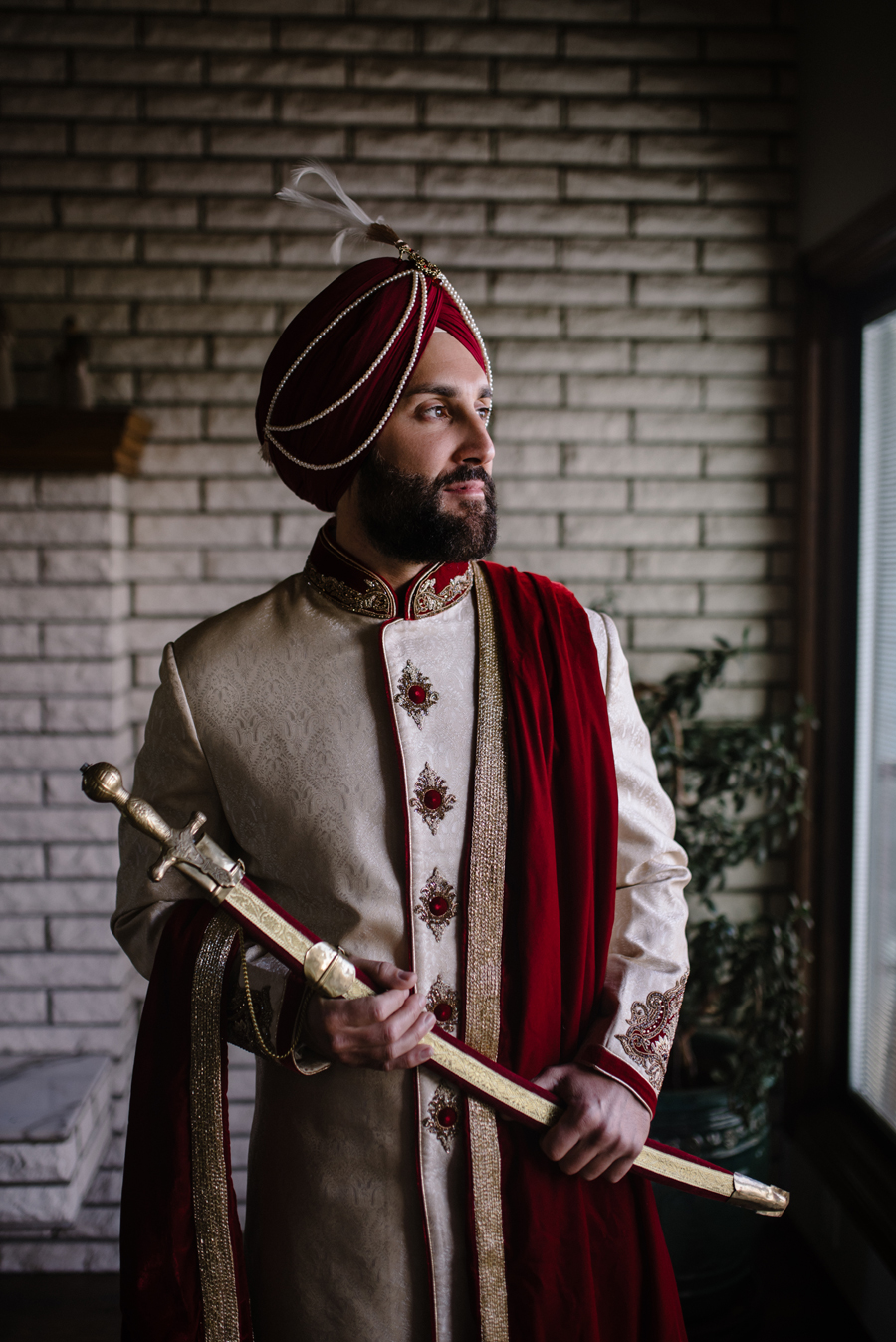 Indian Brown Wedding Vancouver
