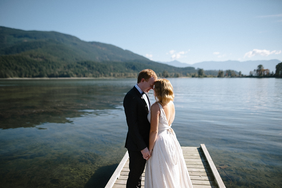 Rowenas Inn on the River Elopement