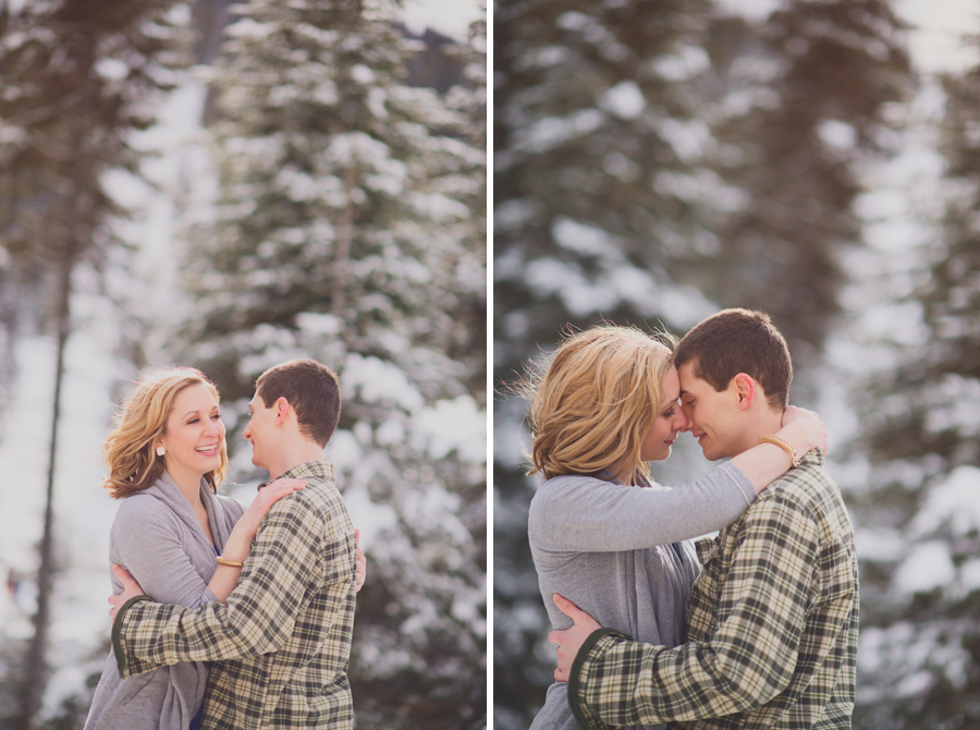 Sun Peaks Engagement Photographer