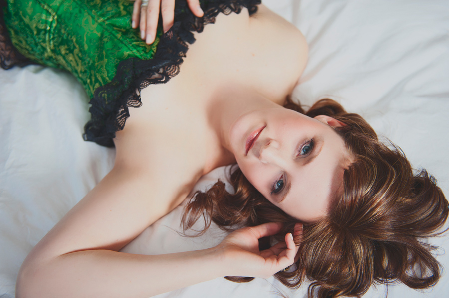 Kamloops Boudoir Photography