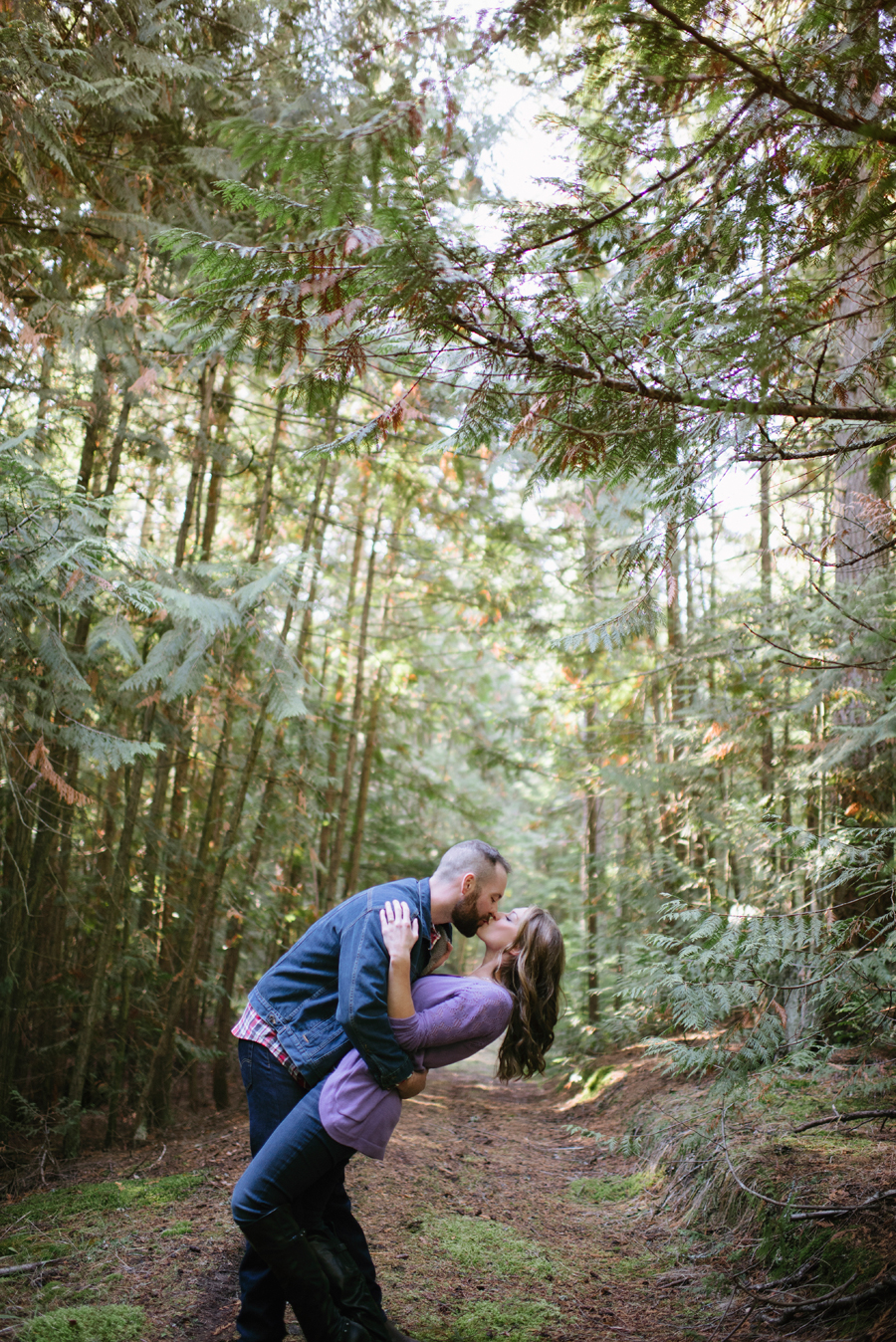 Salmon Arm Engagement Photographer