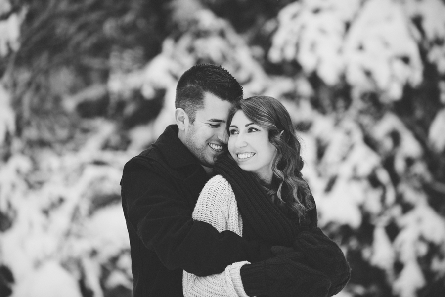 Kamloops Winter Engagement