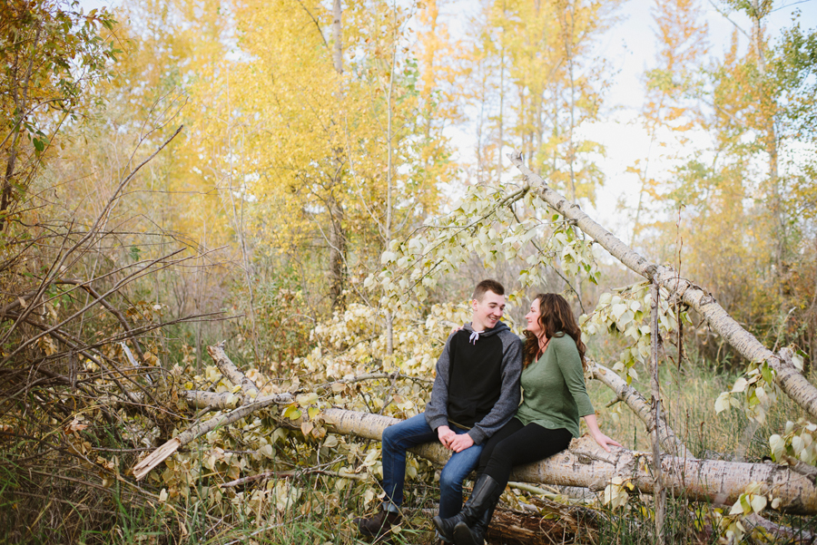 Mother Son Portraits Kamloops