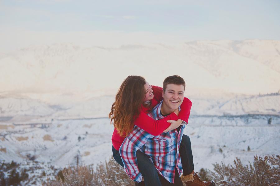 Kamloops Engagement Photographer