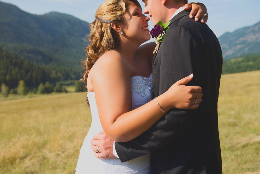 Rustic Kamloops Wedding Photographer