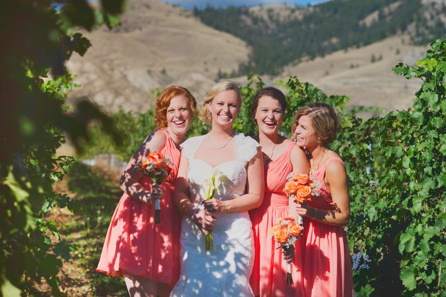 harpers trail winery kamloops wedding photographer