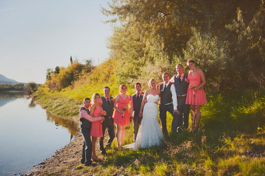 harper's trail winery wedding kamloops photographer